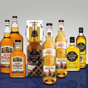 Whiskey & Scotch Whisky